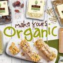 Super Seedy Organic Granola Bars