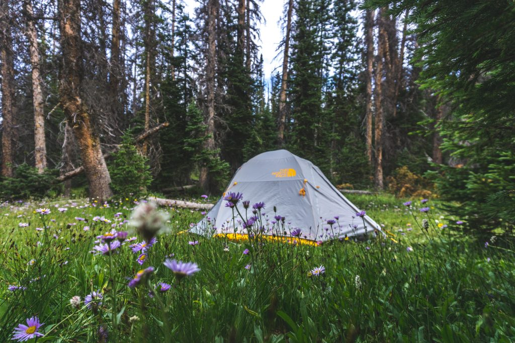 pic of camping