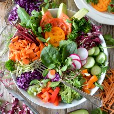 Making the most out of your plant-based diet.