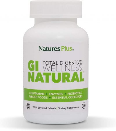 Natures plus GI natural tablets