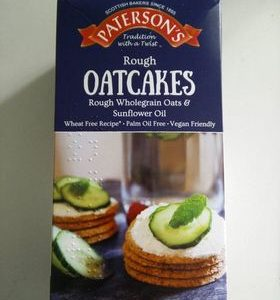 patersons oatcakes
