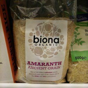 biona amaranth