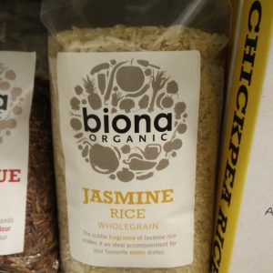 biona jasmine rice