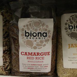 biona red rice