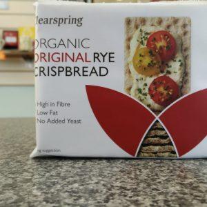 clearspring crispbread