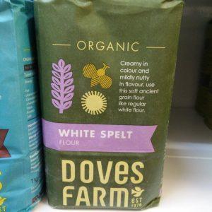 doves white spelt