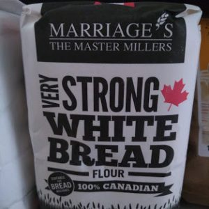 Marridges very strong white Canadian
