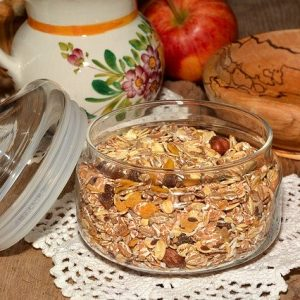 Oats, cereals & other flakes