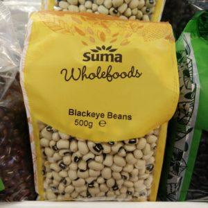 suma blackeye beans