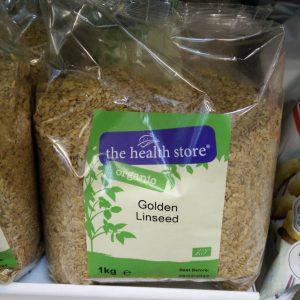 golden linseeds