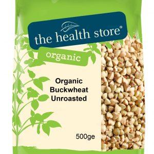 ths org unroasted buckwheat