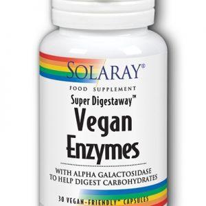 Solaray vegan enzymes