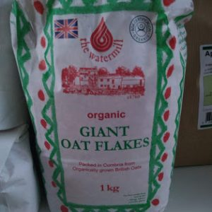 watermill giant oat flakes