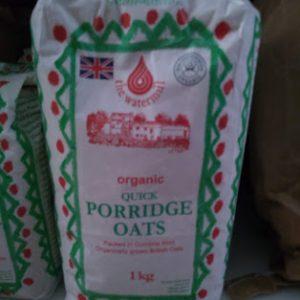 watermill porridge oats