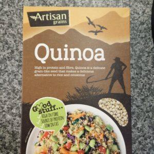 artisan quinoa