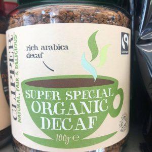 clipper decaf