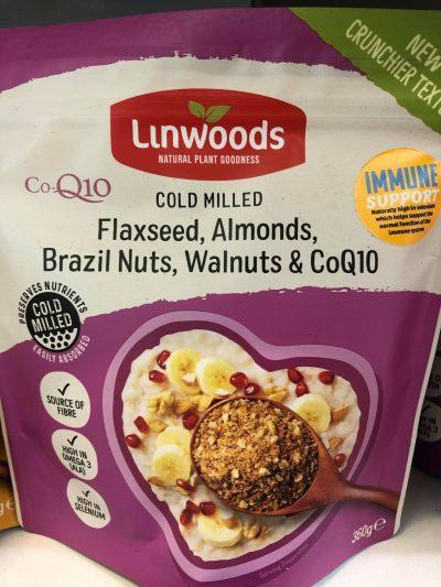 flax nuts q10