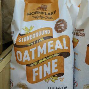 mornflakes oatmeal fine
