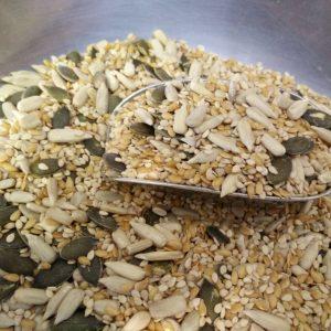 omega seeds mix