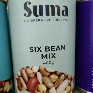 six bean mix