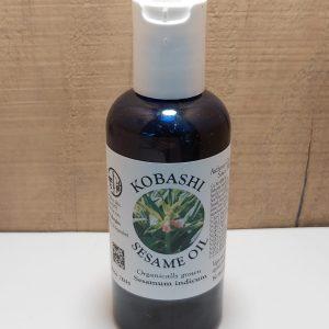 kobashi sesame oil