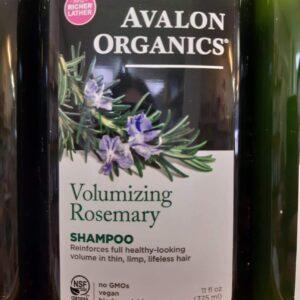 avalon rosemary shampoo